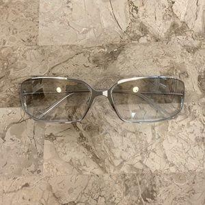 Prada designer fashion glasses